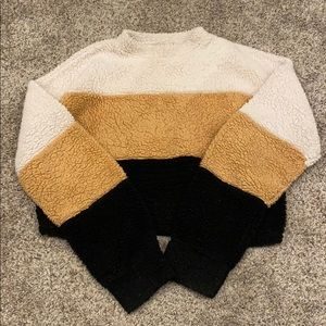 Missguided Fuzzy Sweater
